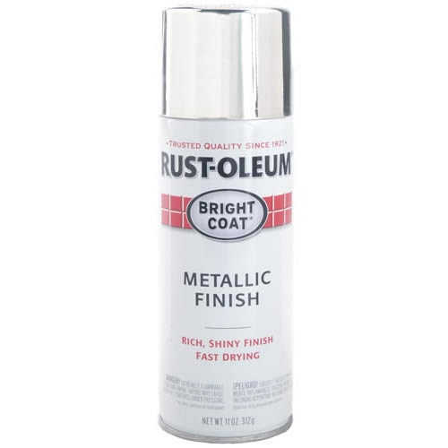 Image Result For Rustoleum Chrome Spray Paint Clear Coat